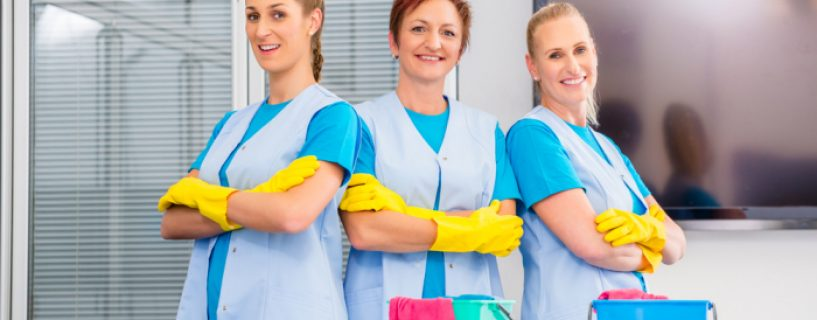 5 Things To Consider When Choosing A Professional Medical Office Cleaning Service