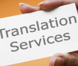 Business and translation services